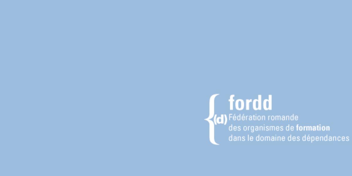Formation en Addictologie CAS/DAS FORDD 2017-2018