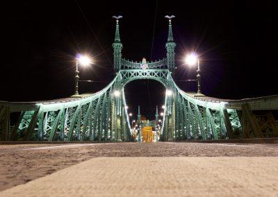Budapest - Un divan sur le danube 2016 - GC - Budapest, Szabadság híd