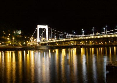 Budapest - Un divan sur le danube 2016 - GC - Budapest, Erzsébet híd