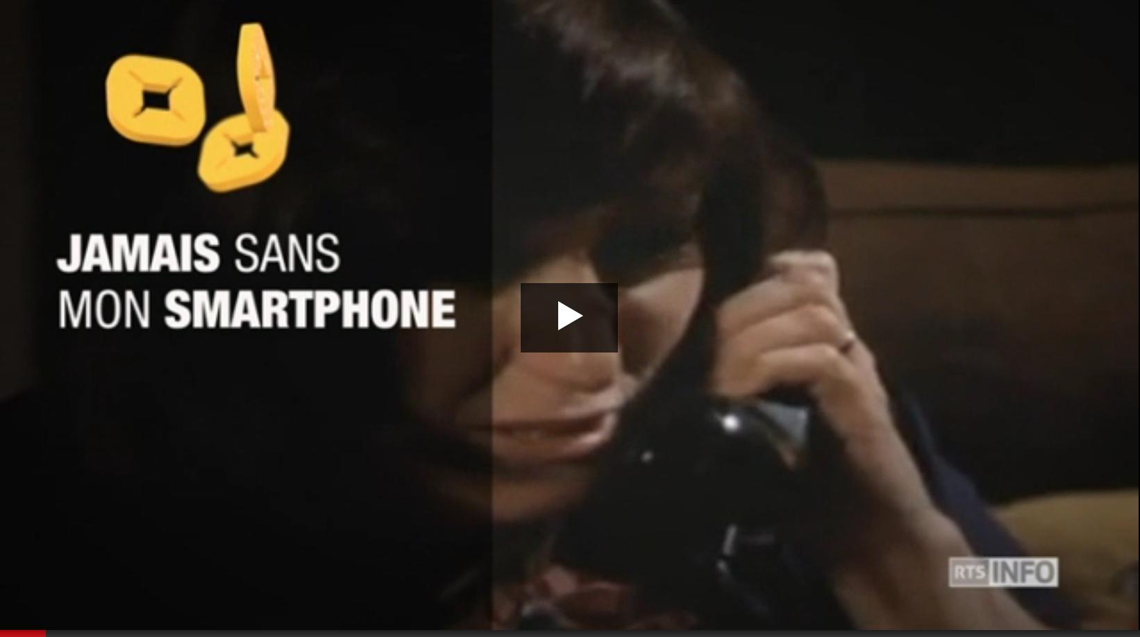 Emission sur l'utilisation des smartphones