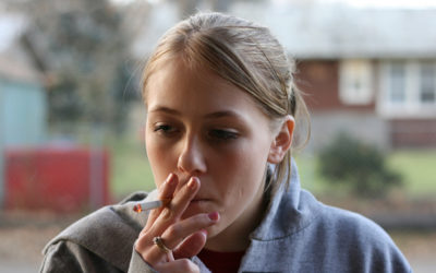 La cigarette comme facteur causal de psychoses? Les évidence s'accumulent