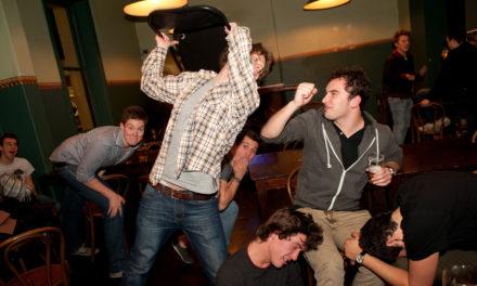 L'agressivité sous alcool due à une diminution de l'activité préfrontale?