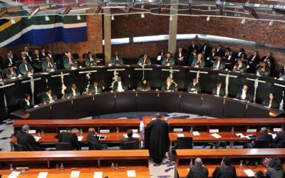 La cour constitutionnelle de l'Afrique du Sud a décriminalisé la cultivation et l'usage personnel du cannabis