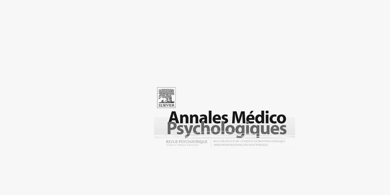 Annales médico-psychologiques.
