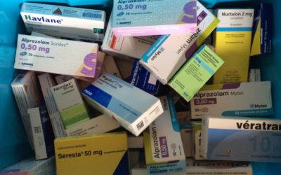 L'usage des benzodiazépines chez des usagers d'opiacés à haut risque