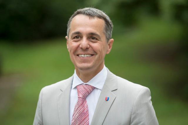 Ignazio Cassis pour la régulation des drogues