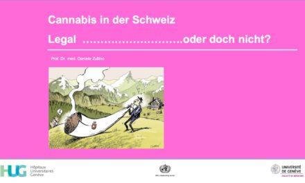 Cannabis in der Schweiz Legal  … oder doch nicht?