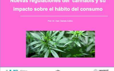 Nuevas regulaciones del  cannabis y su impacto sobre el hábito del consumo