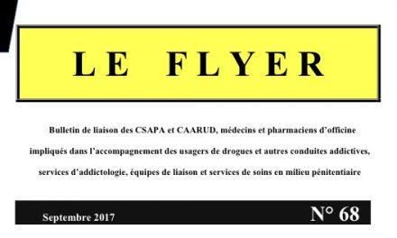 LE FLYER de Septembre 2017