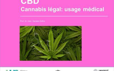 Cannabis légal: usage médical