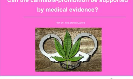 Can the cannabis-prohibition be supported by medical evidence?
