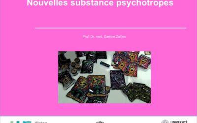 Nouvelles substances psychoactives