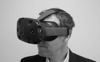 Traitement d'exposition par réalité virtuelle chez des patients avec addiction à l'alcool
