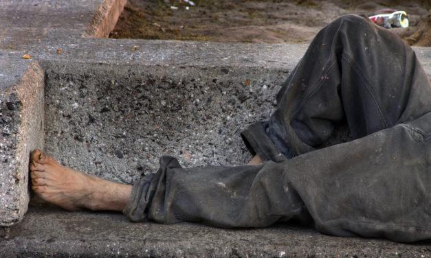 La canicule, une ennemie pour les sans-abris