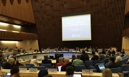 WHO Forum on alcohol, drugs and addictive behaviors