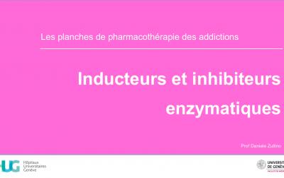 Inducteurs et inhibiteurs enzymatiques