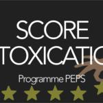 Score d'intoxication au PEPS
