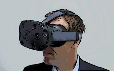 Exposition en réalité virtuelle plus efficace que traitement in vivo