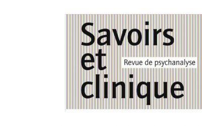 Savoirs et clinique