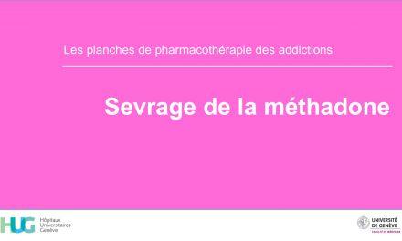 Sevrage méthadone