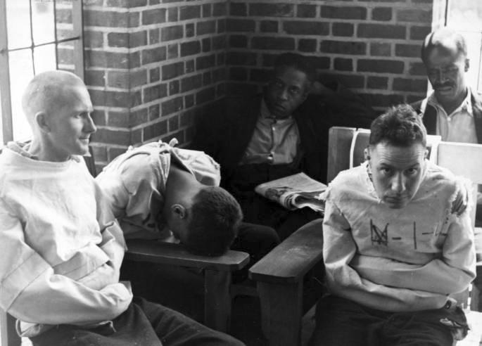 Images de la psychiatrie de 1938