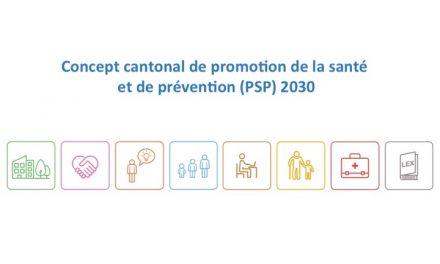 Concept cantonal genevois de promotion de la santé et de prévention 2030