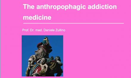 The anthropophagic addiction medicine