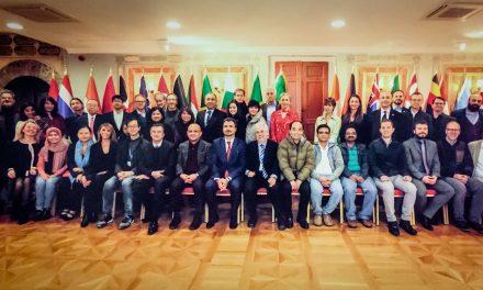 Meeting du groupe de travail OMS sur les addictions non-pharmacologiques