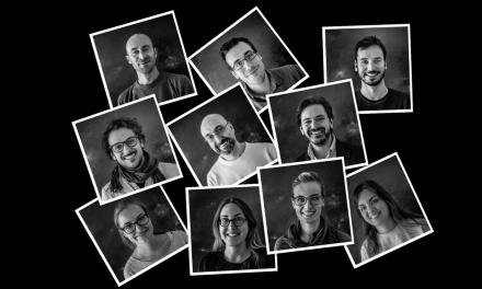 L'équipe de médecins internes 2017-2018