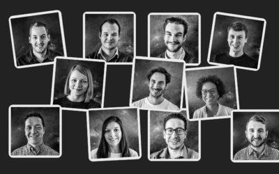 L'équipe de médecins internes 2018-2019