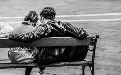 La corrélation entre les doses de méthadone chez les couples et chez les frères et sœurs