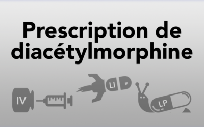 Prescription de la diacétylmorphine