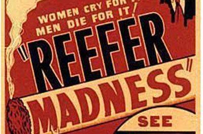 Les troubles liés au cannabis dans le film Reefer Madness