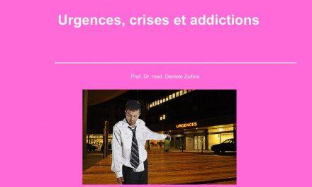 Urgences, crises et addictions